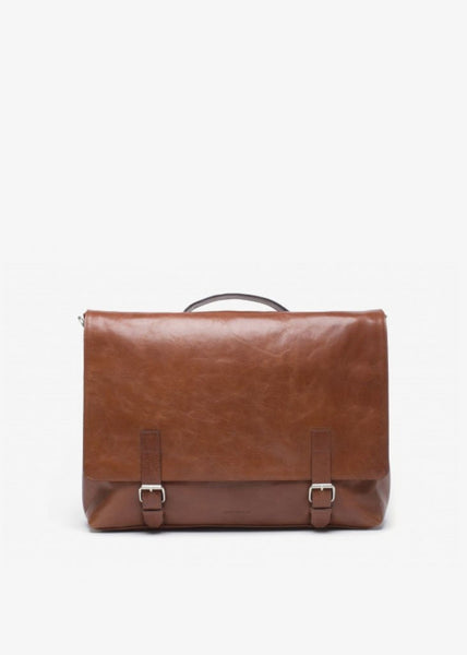 Royal Republiq Essential Messenger Bag Cognac