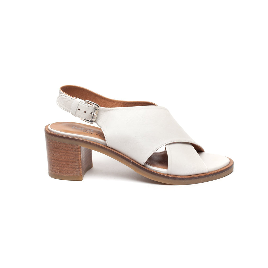 Mally 6146 Bianco - LAST PAIR size 36