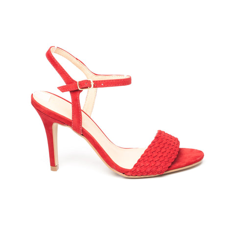 Brazilio 43728 Red Nubuck