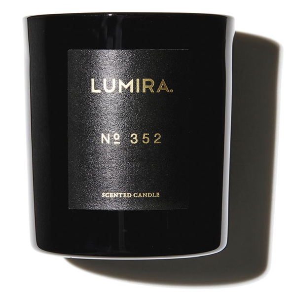 Lumira Black Candle