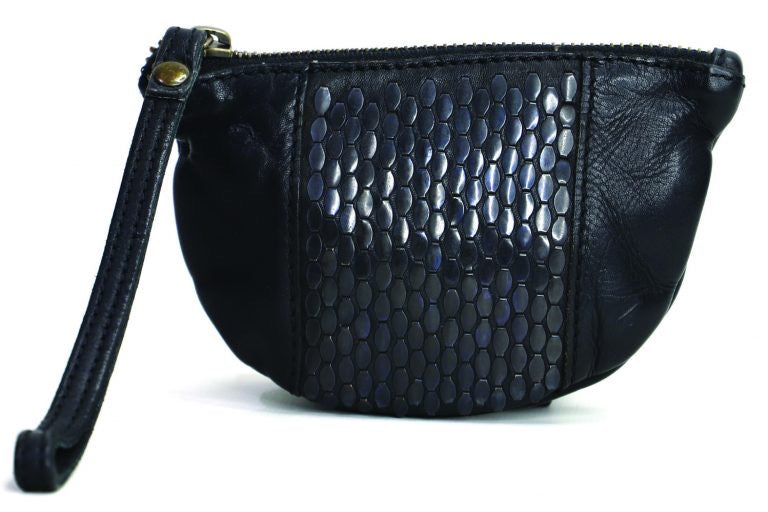 Mahson & Co A Night to Remember Coin Purse  Black