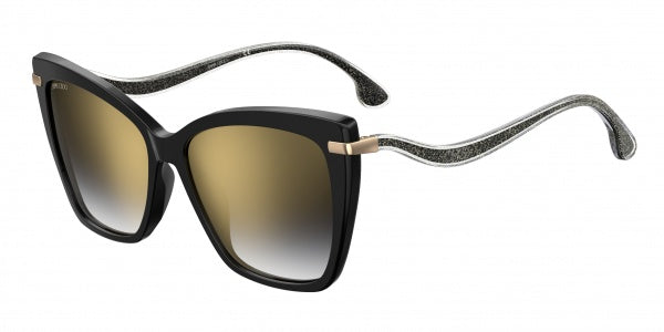 Jimmy Choo Selby Black Polarised