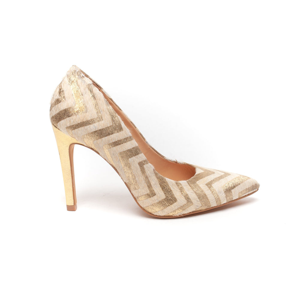 Brazilio 3636308 Beige/ Gold
