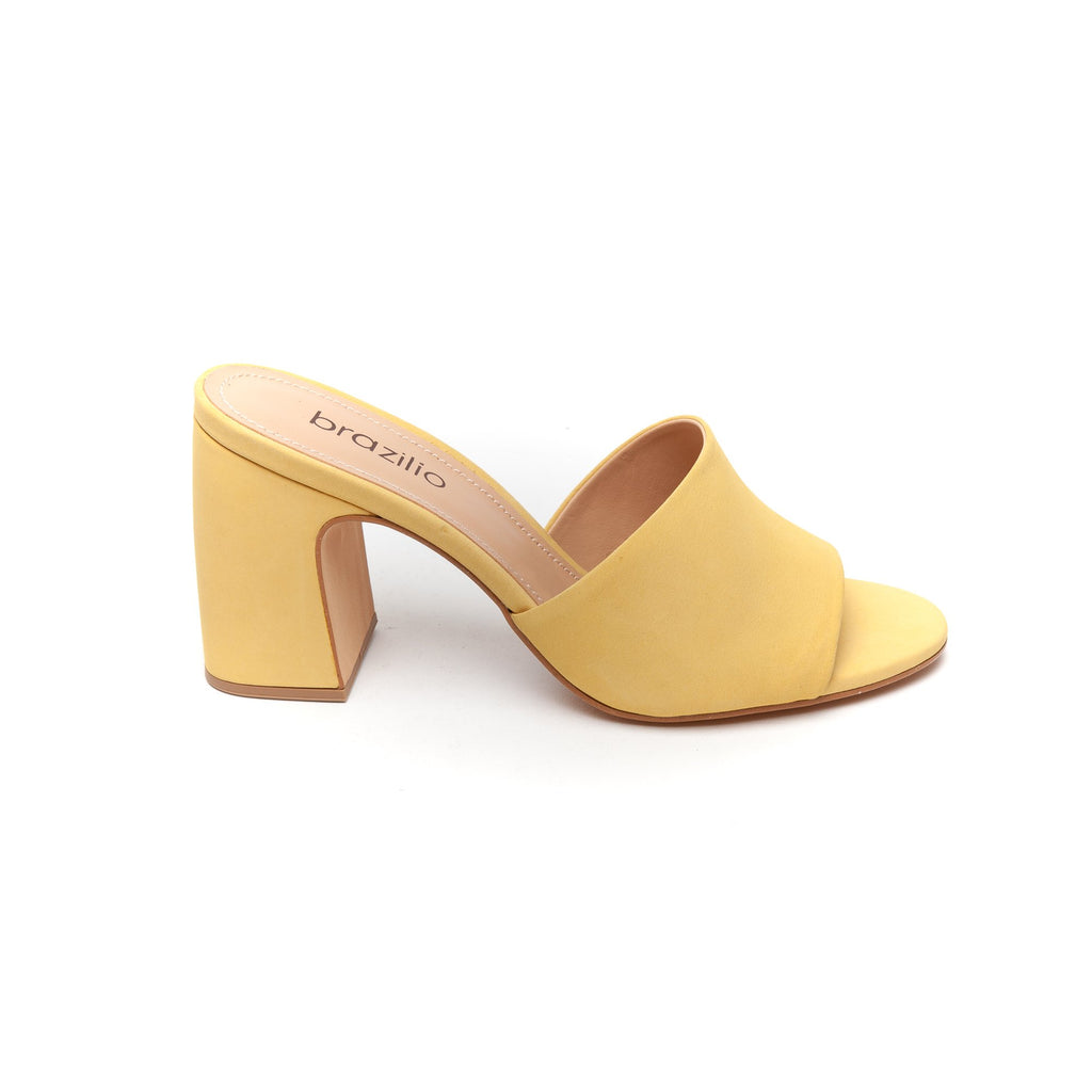 Brazilio Olivia Yellow