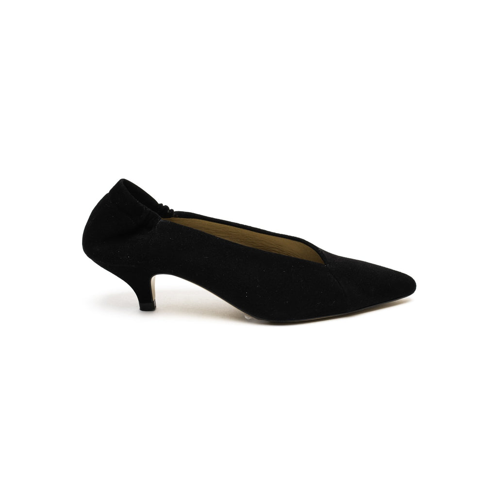 Ivy Lee Eden Black Suede