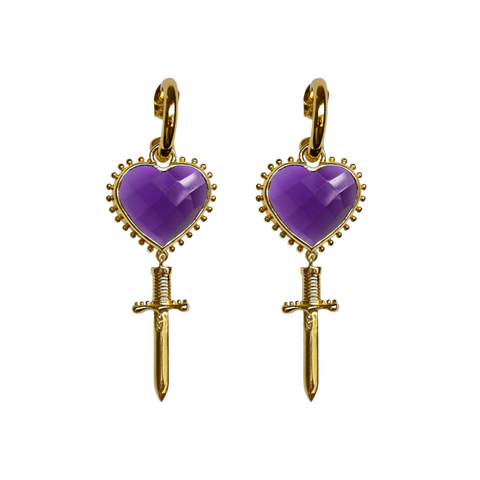 Mountain & Moon Juliet Amethyst