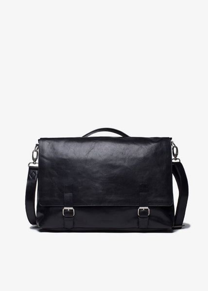 Royal Republiq Essential Messenger Bag Black