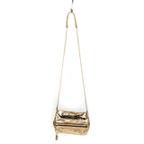Johnny Ramli Suzi Bag Gold Snake