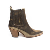Ivy Lee Palma Metallic Grid - LAST PAIR size 38