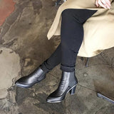 Nude Cavilo Black Boot