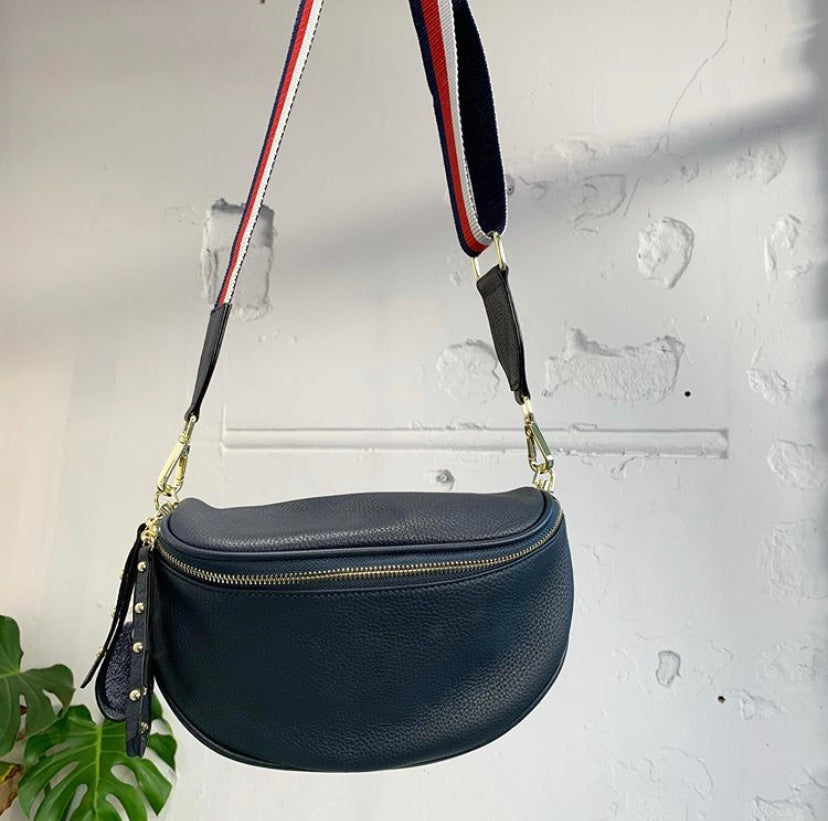 Hi Ho Silver Rocker Bag Navy