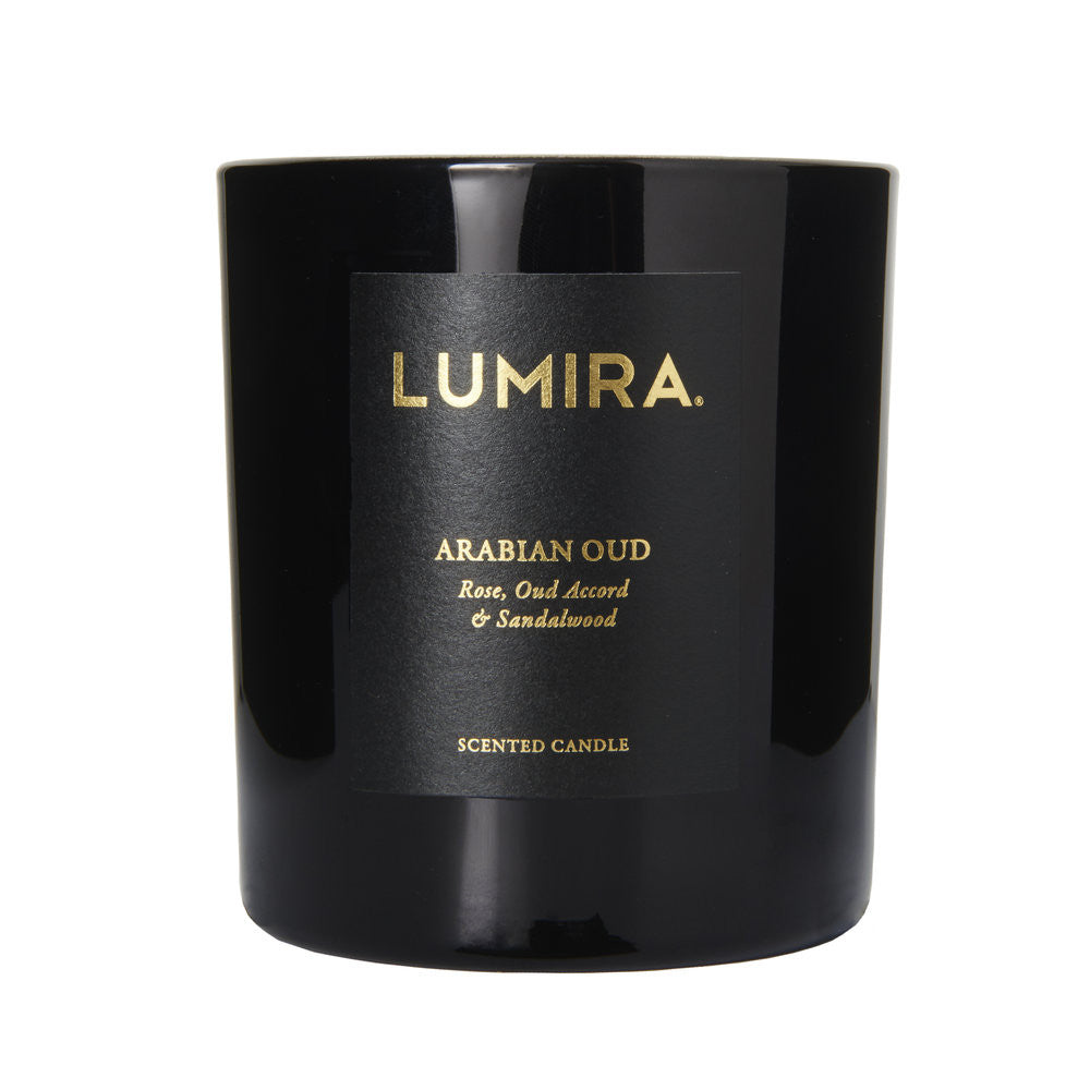 Lumira Arabian Oud Candle
