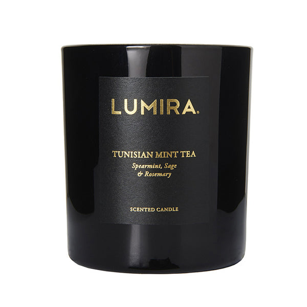 Lumira Tunisian Mint Tea Candle