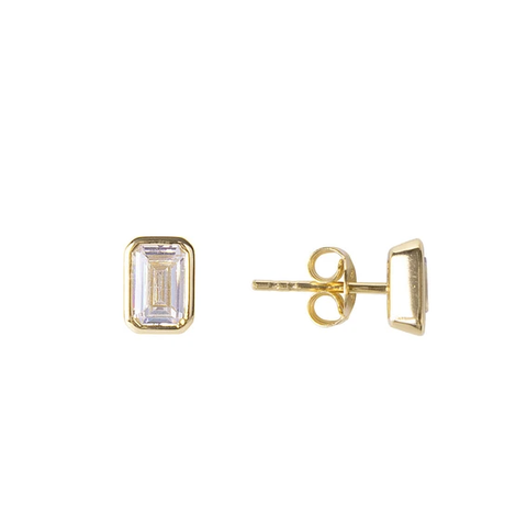 Fairley Crystal Deco Studs