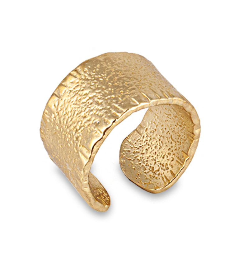 Bianc Dakota Ring Gold
