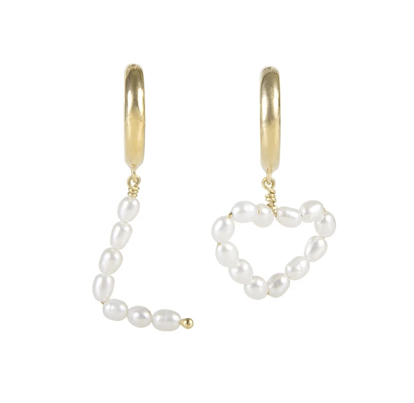 Fairley Pearl Love Hoops