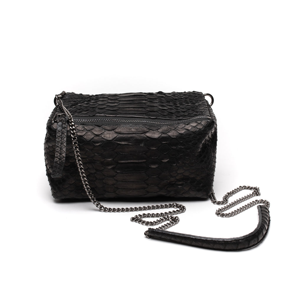 Johnny Ramli Suzi Bag Black Snake
