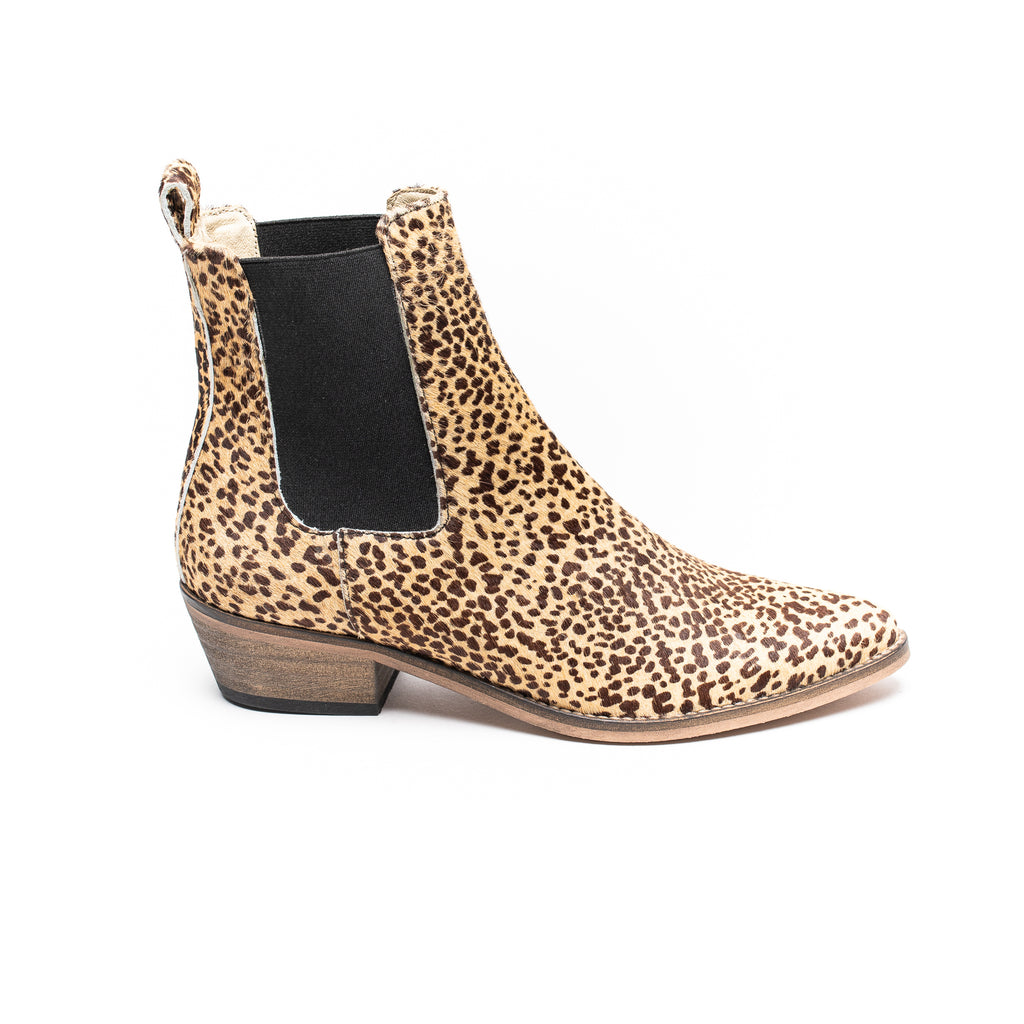 Ivy Lee Stella Brown Leopard Hide