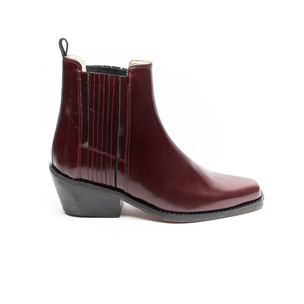 Ivy Lee Chicago Bordeaux Glace