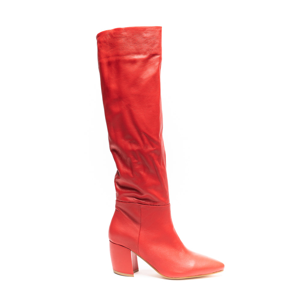Mollini Ufreya Red Leather