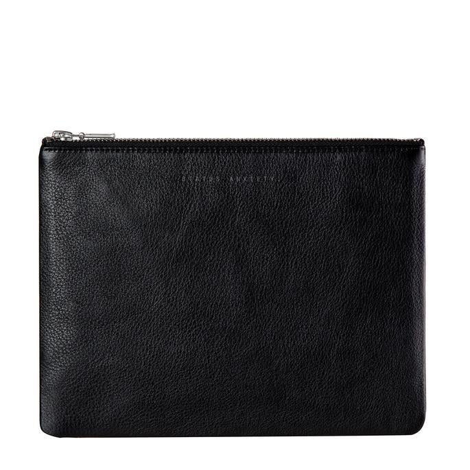 Status Anxiety Antiheroine Clutch Black