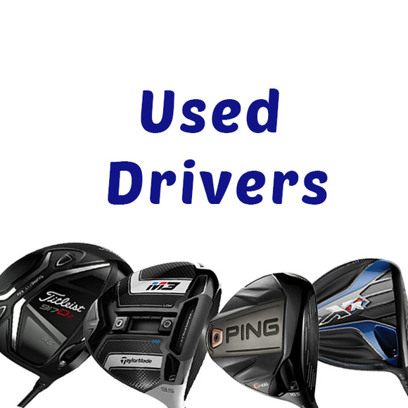 Used Drivers