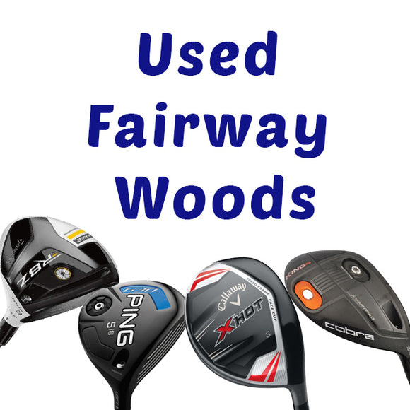 Used Fairway Woods