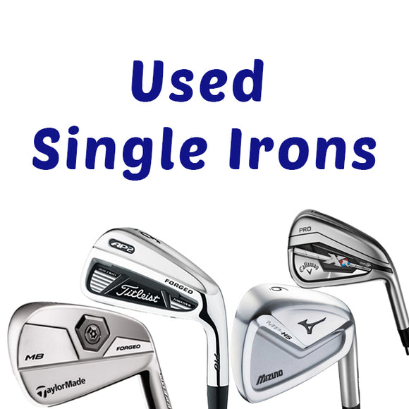 Used Single Irons