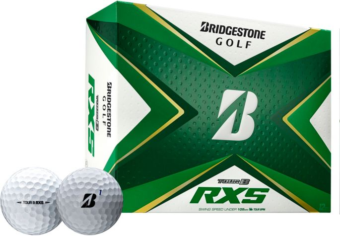 Bridgestone 2020 Tour B RXS Golf Ball- Dozen