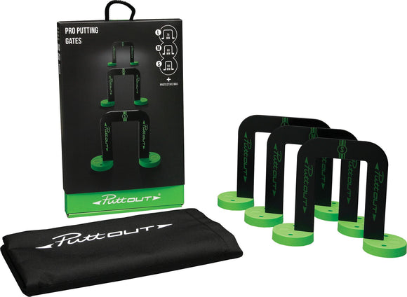PuttOut Pro Putting Gates
