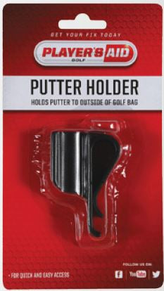 Players Aid Putter Holder