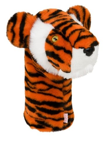 Daphne's Driver Headcover- Tiger