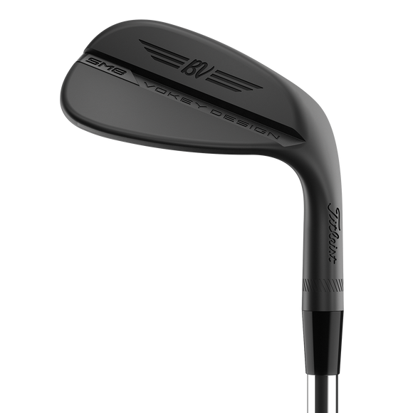 Titleist Vokey SM8 Jet Black Wedge