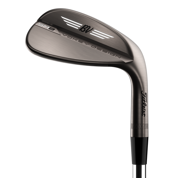 Titleist Vokey SM8 Brushed Steel Wedge