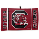"University of South Carolina Gamecocks Team Effort Waffle Towel- 14""x 24"""