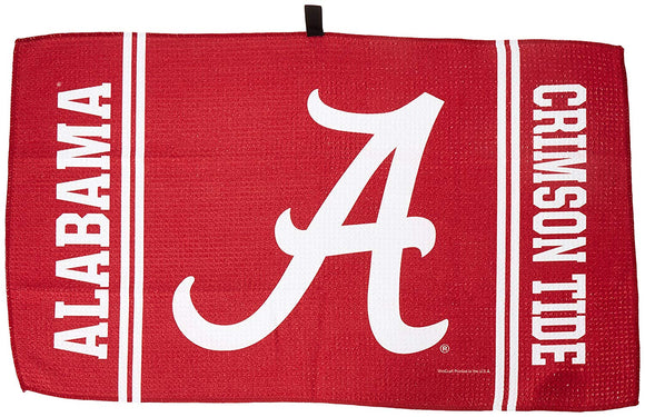 Alabama Crimson Tide Team Effort Waffle Towel 14