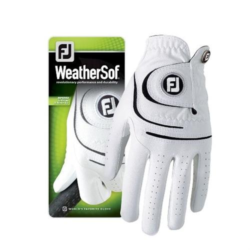 FootJoy WeatherSof Men's Glove - Bogies R Us Golf Shop LowCountry Custom Golf