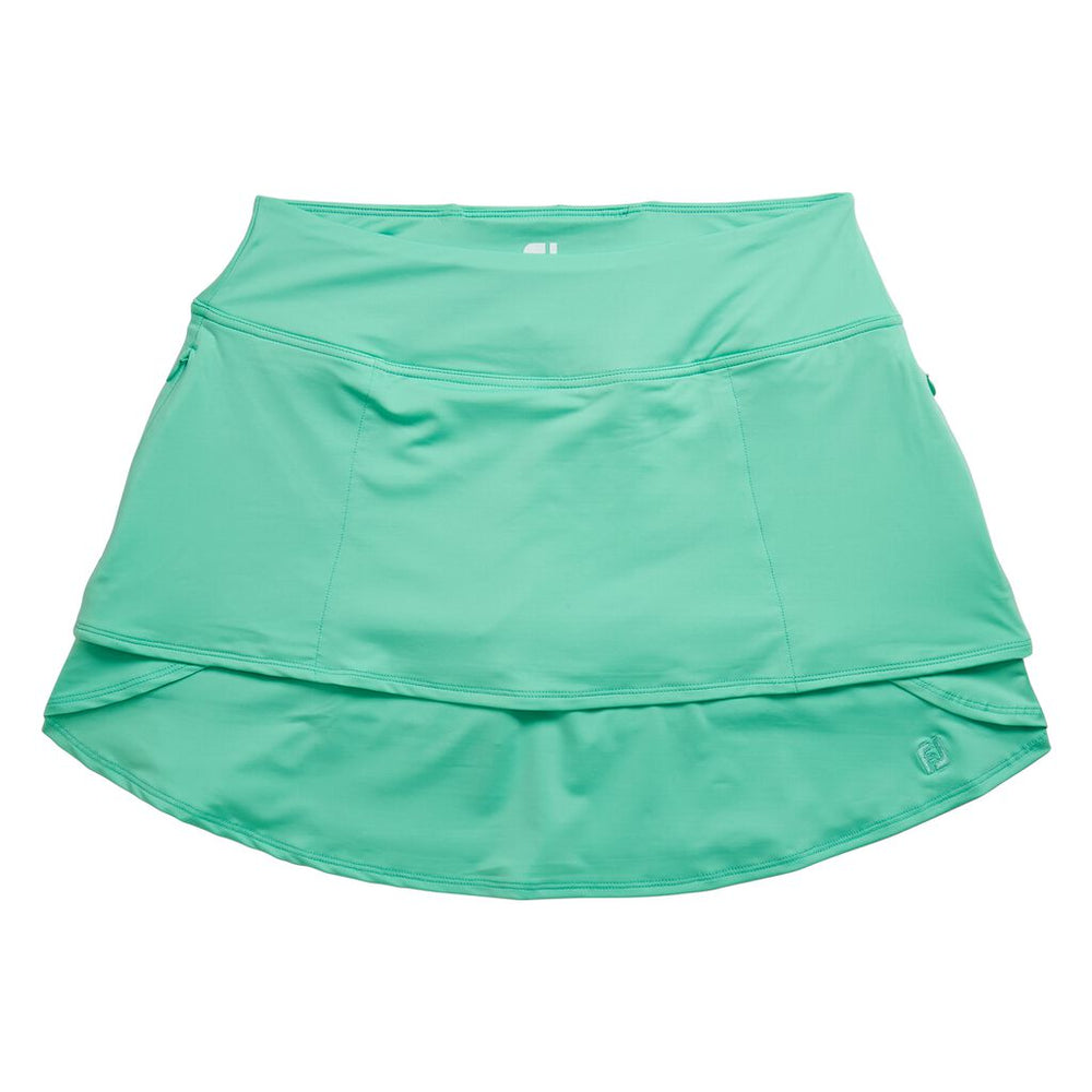 FootJoy Women's Performance Layered Skort- Jade Stone