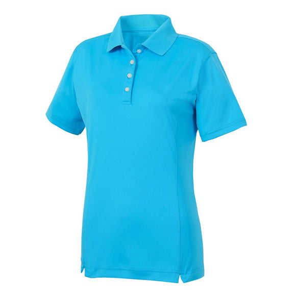 FootJoy Women's ProDry Knit Polo- Aqua