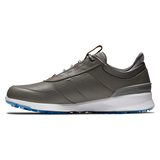 FootJoy Men's Stratos Spikeless Golf Shoes- Grey