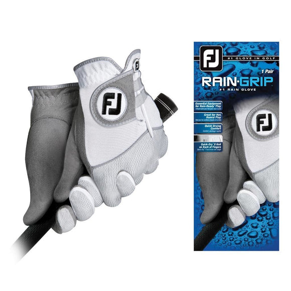 FootJoy Men's RainGrip Golf Glove
