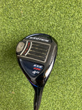 Tour Edge Exotics EXS 220 4 22* Hybrid, KBS Regular Flex, RH