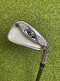 TaylorMade r7 CGB Single 6 Iron, Hyberlite Stiff Flex, RH