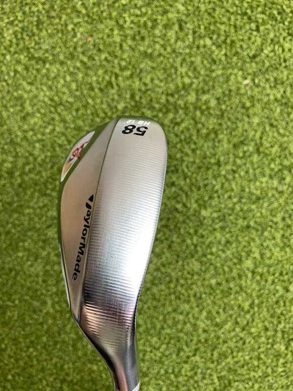 TaylorMade MG2 58.12* HB Wedge, Dynamic Gold S200 Wedge Flex, RH
