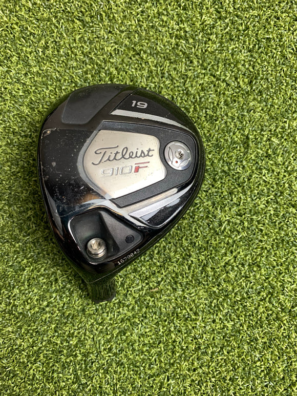 Titleist 910F 19* Fairway Wood HEAD ONLY, LH