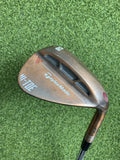 TaylorMade Hi Toe 58* Wedge, KBS Hi Rev Wedge Flex, RH
