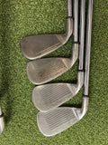 Callaway Big Bertha Fusion 4-PW Iron Set, Nippon 990 Uniflex, RH