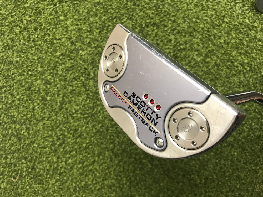 Scotty Cameron 2018 Select Fastback Putter, 35