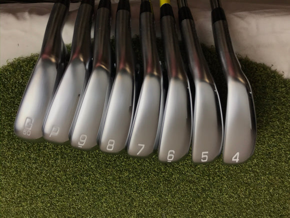 Mizuno JPX 919 Hot Metal 4-GW Iron Set, N.S. Pro Modus3 Regular Flex, RH