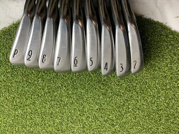 Titleist DCI 962 2-PW Iron Set, Precision Rifle 6.0 Stiff Flex, RH